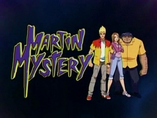 Martin Mystery| I actually seriously enjoyed this show when it was on, and I thought Martin was quite attractive even though his voice pissed me off :P