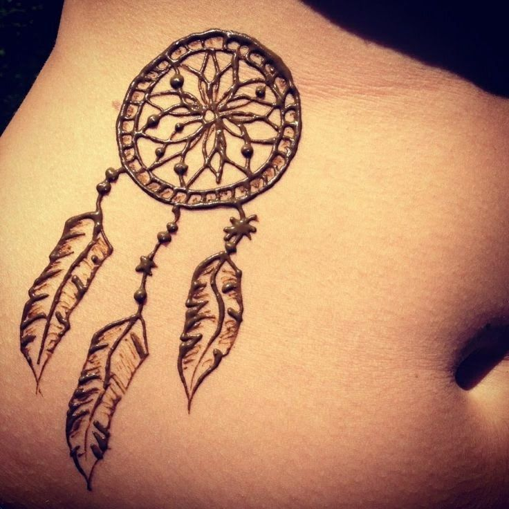 Tatuajes De Henna Para Mujeres Tatuajes Para Mujeres Lobos