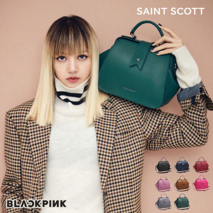 [BlackPink Bag] Genuine Calf Cowhide Leather Doctor Tote Bag in 8 Color #StScottLONDON #Doctor