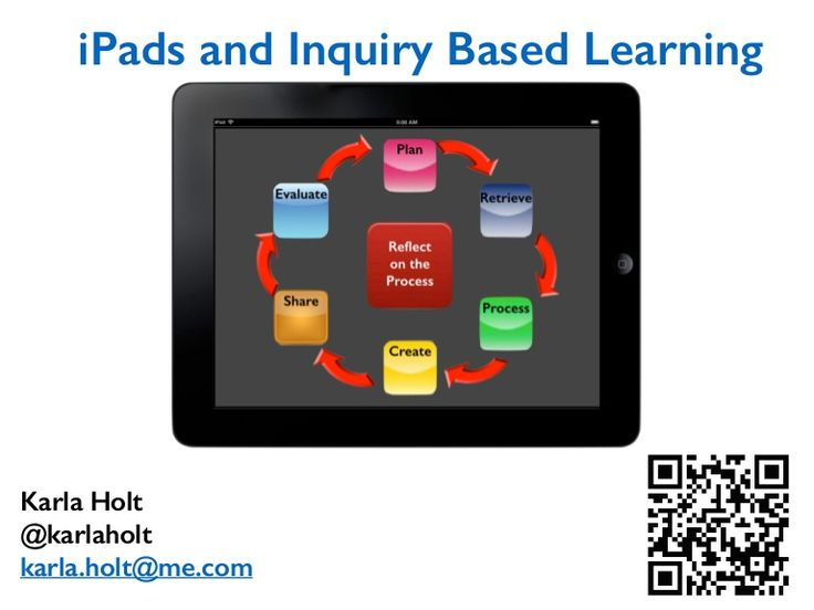 A Slideshare showing an inquiry learning unit using technology to investigate, generate, produce and evaluate information. A good example for teachers to demonstrate how to use various apps in the inquiry process as well as planning, links to pedagogies and strategies, costs and required resources. A helpful example to enable me to create clear guides for teachers in my eLearning coach role.