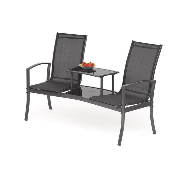 debenhams black 39 havana 39 duo seat at 170 5. Black Bedroom Furniture Sets. Home Design Ideas