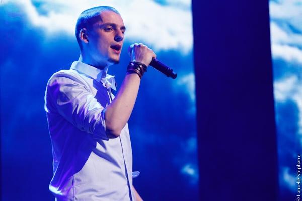 Gagnant  de The Voice Belgique 2013 -