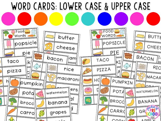84 best grocery store theme images on Pinterest Preschool, Day - grocery words