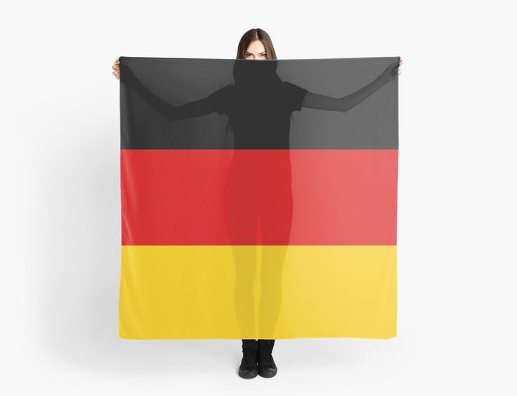 German Flag by Bruce Stanfield  #germanflag  #german #germany