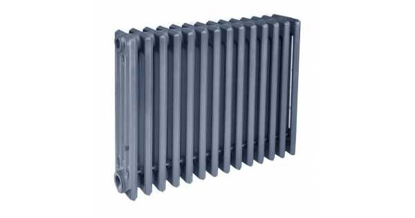 Our selection of wall-hung slenderized radiators are made from cast iron which will aid in durability and long term efficiency. All radiator sizes come with one complimentary bracket, for each additional section more then 10 it comes with up to 2 free wall-hung heavy duty brackets. Additional heavy