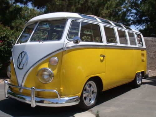 25 best ideas about vw bus for sale on pinterest vw for 1966 21 window deluxe vw bus
