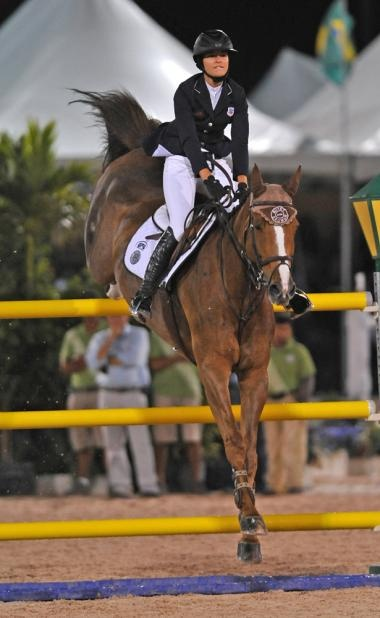 Kessler And Engle Pull Off A Remarkable Finish In USEF Olympic Show Jumping Trials. Photo Courtesy of Chronofthehorse.com.