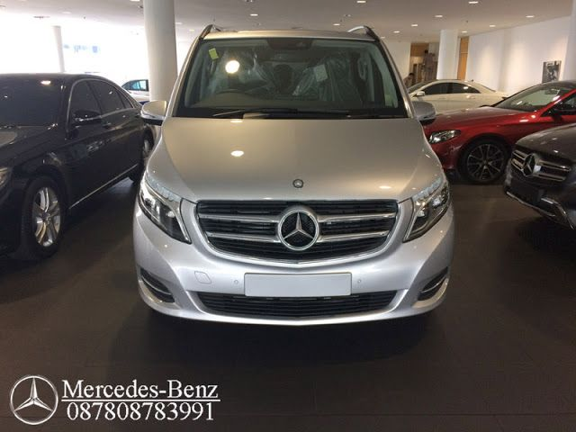 Promo Terbaru Mercedes Benz   Dealer Mercedes Benz Jakarta: Jual Mercedes Benz V 220d nik 2017 Dealer ATPM Jak...