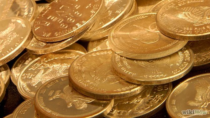 Wiki-how: Buy and Sell Gold Coins for Profit Step