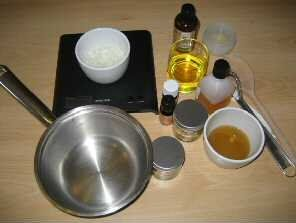 Anti wrinkle night cream: This homemade wrinkle cream is fantastic, it's perfect