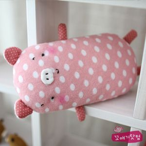 cute sewing idea: pig