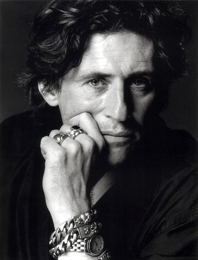 Gabriel Byrne, by Greg Gorman, 1995
