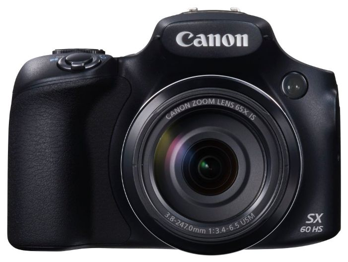CanonPowerShot SX60 HS—Цифровые фотоаппараты— купить на Яндекс.Маркете