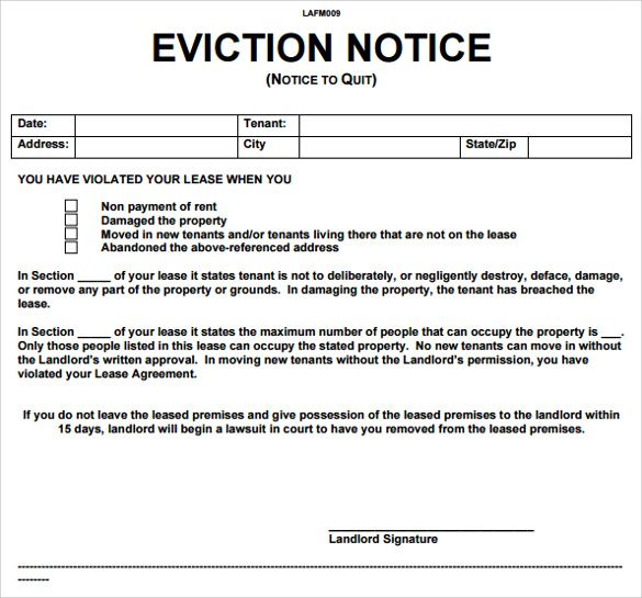 Eviction Notice Texas Eviction Notice Good Essay Cover Letter Sample
