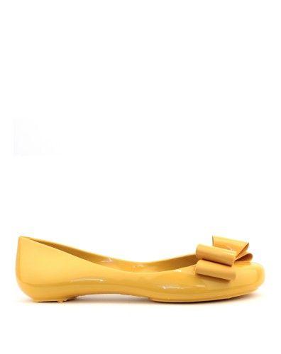 Žluté voňavé baleríny Terra & Aqua