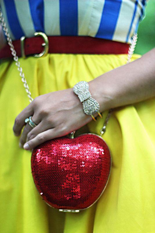 Apple purse