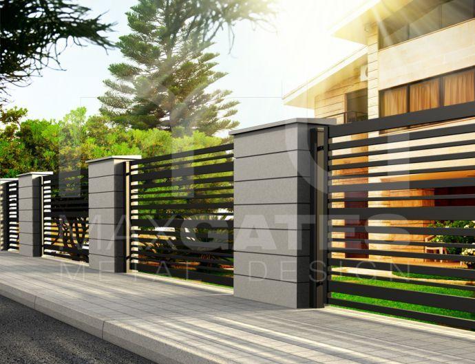 Ogrodzenie Kute NowoŚĆ Bangkok Producent Ogrodzeń Max