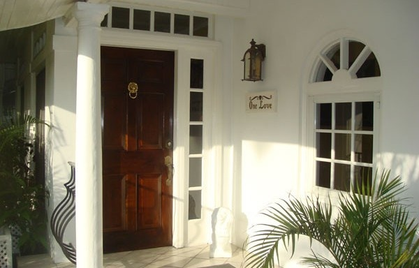 British Colonial Door Entrance - The Tryall Club - simple.
