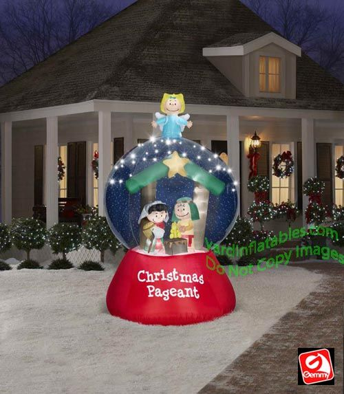 17 Best Images About Holiday Inflatables On Pinterest