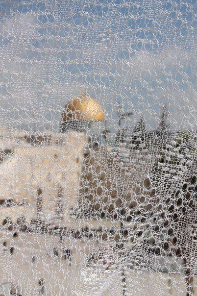 Путешествие платка по миру: Израиль |