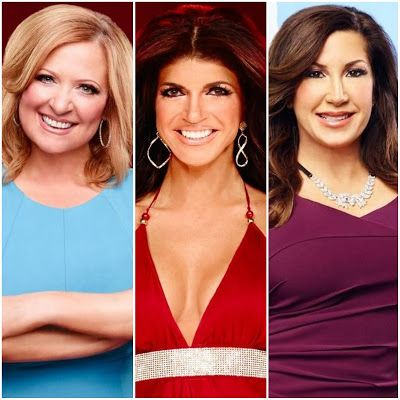 Teresa Giudice Sounds Off About The Possibility Of Caroline Manzo And Jacqueline Laurita Returning To RHONJ!