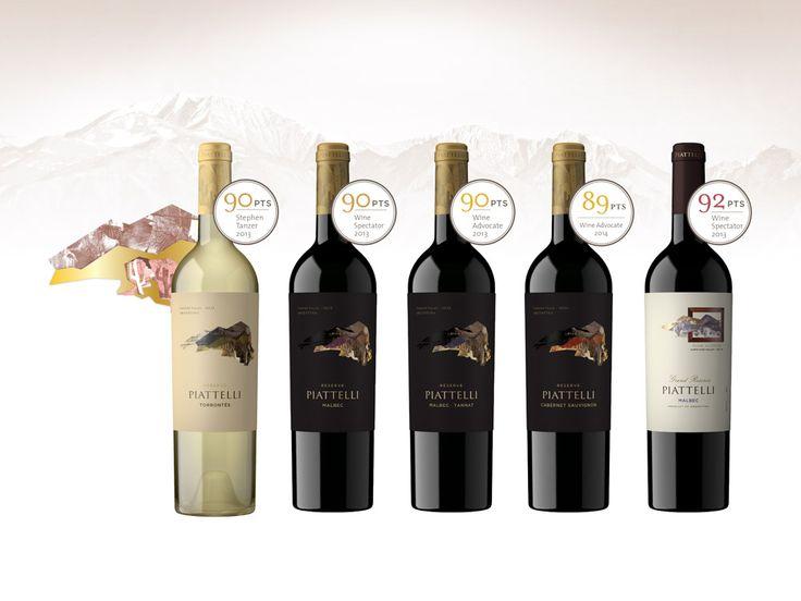 Piattelli Cafayate Wines - already bringing home GOLD #WINE #Argentina #Piattelli