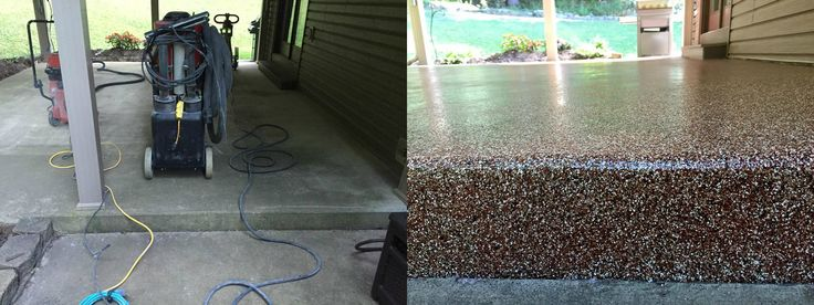 Concrete Can Break Off And Crack, And Outdoor Areas Are Particularly Prone  To Damage Because Of The Effects Of The Sun. By Adding A Sealer Or Coating  To ...