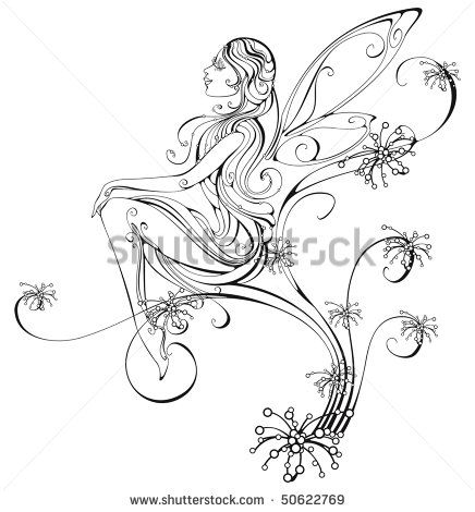 fairy drawings - Google Search