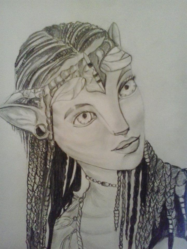 One of my drawings.I hope you like it,