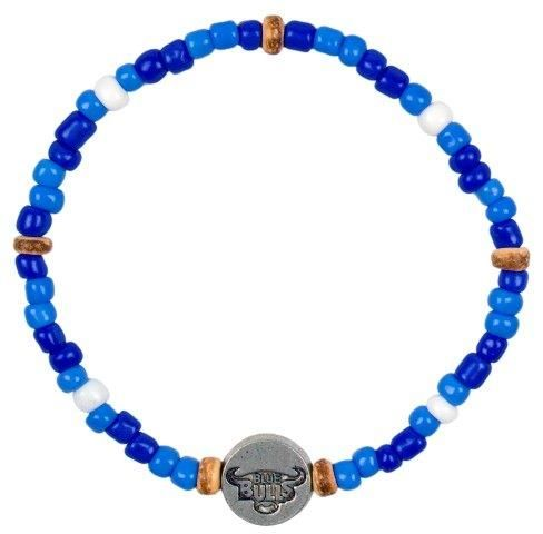 BEAD COALITION LAUNCHES AN OFFICIAL BLUE BULLS BEAUTY  The Bead Coalition (Pty) Ltd, the beaded bracelet company, headed by entrepreneur Joanne Lapin Thorpe, has secured the license to launch an official, licenced supporters bracelet for Vodacom Blue Bulls rugby fans. The African, handmade accessory creates employment for previously disadvantaged women in rural South …