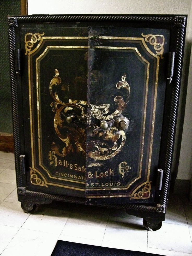 17 Best Images About Antique Safes On Pinterest Hercules