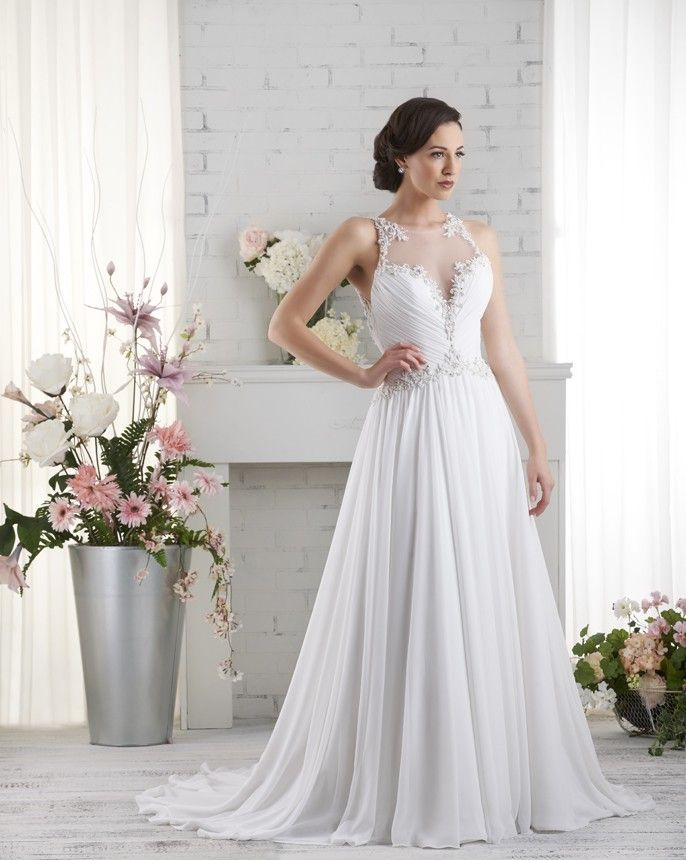 Bonnie and alex wedding dresses