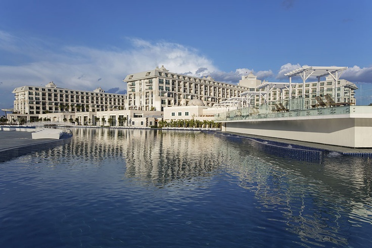 Main pool@titanic deluxe belek