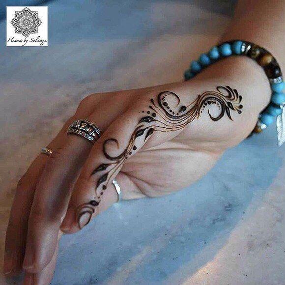 #Little #henna by @hennabysolange