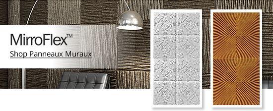 Plafond Mur Elegant Tuiles Pour Plafond Suspendu Ou A Coller