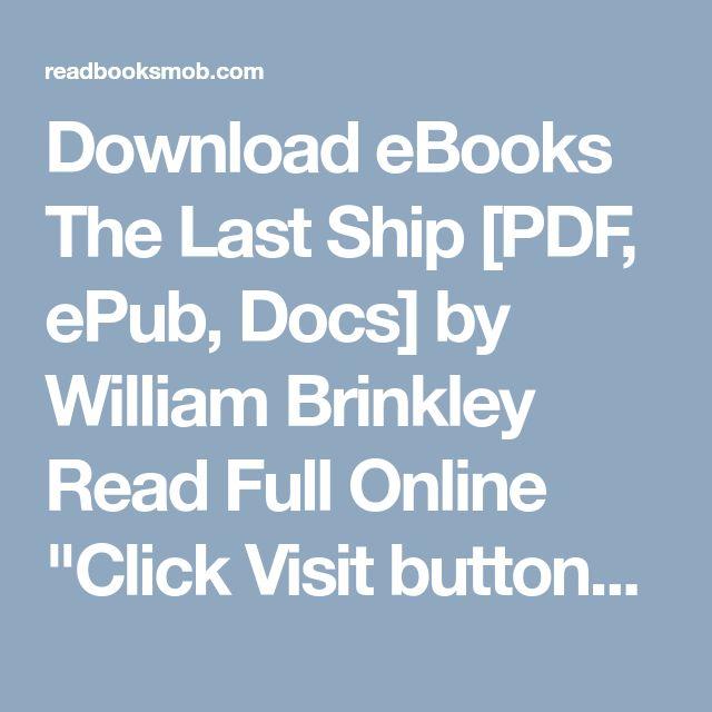 Last ship pdf the