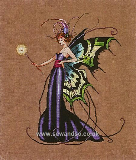 MD 122_August Peridot Fairy_1/9