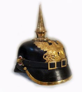 A Brief History of Germany's 'Pickelhaube' Spiked Helmet