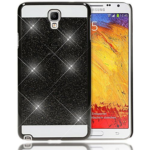 Samsung Galaxy Note 3 Neo Funda Carcasa de NICA, Protectora Movil Purpurina Cubierta Dura Delgado Glitter Hard-Case Bumper Cover Lentejuela Ultra-Fina para Telefono Samsung Note 3 Neo - Negro - http://www.tiendasmoviles.net/2017/10/samsung-galaxy-note-3-neo-funda-carcasa-de-nica-protectora-movil-purpurina-cubierta-dura-delgado-glitter-hard-case-bumper-cover-lentejuela-ultra-fina-para-telefono-samsung-note-3-neo-negro/