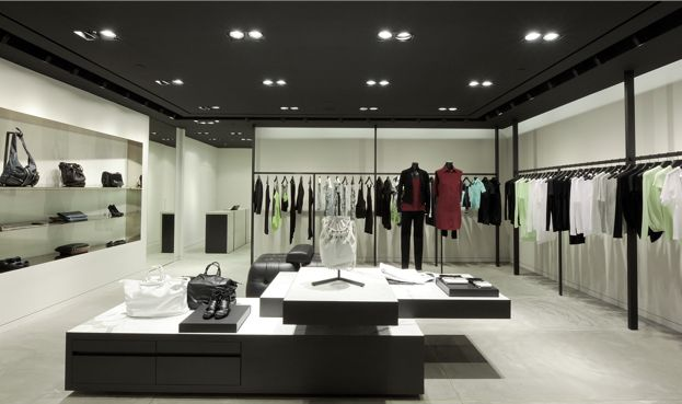 Alexander Wang's first store in Singapore