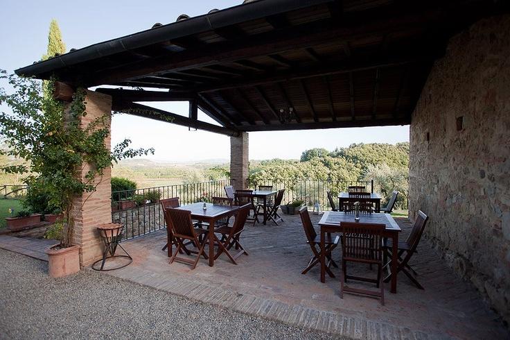 The house @ fattoria-fibbiano