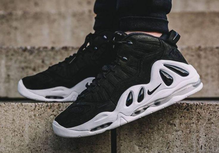 "Nike Air Uptempo 97 ""Black/White"" - EU Kicks: Sneaker Magazine"
