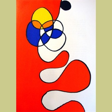 56 best alexander calder images on pinterest alexander for Alexander calder derriere le miroir