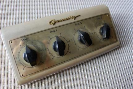 NOS Grundig Mischpult 606 in OVP in Nordrhein-Westfalen - Bonn | Musikinstrumente und Zubehör gebraucht kaufen | eBay Kleinanzeigen
