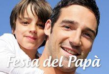 Per la #festadelpapa crea un regalo personalizzato con le vostre foto più belle insieme! Il cuore del tuo papà si scioglierà alla vista del tuo dono! http://www.fotoregali.com/idee-regalo/festa-del-papa
