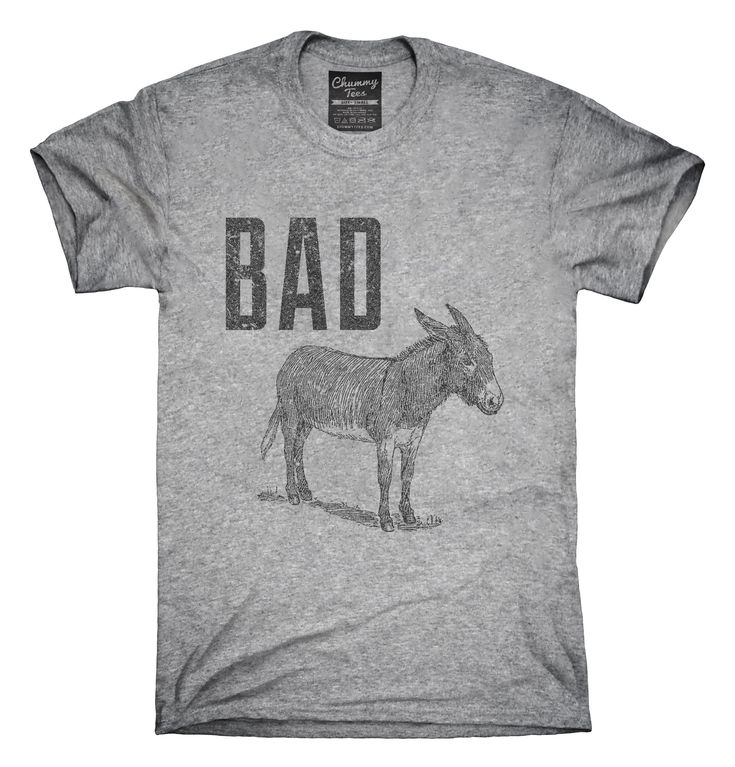 Bad Ass Funny Donkey T-shirts, Hoodies,