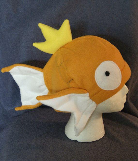Magikarp Inspired Pokemon Hat