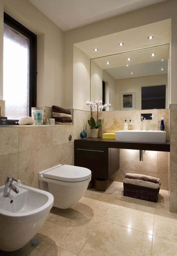 Best 25 travertine bathroom ideas on pinterest shower for Modern toilets for small bathrooms