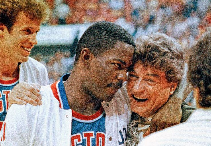 Detroit Pistons: Joe Dumars : Sporting News selects the most beloved player ever for each NBA team