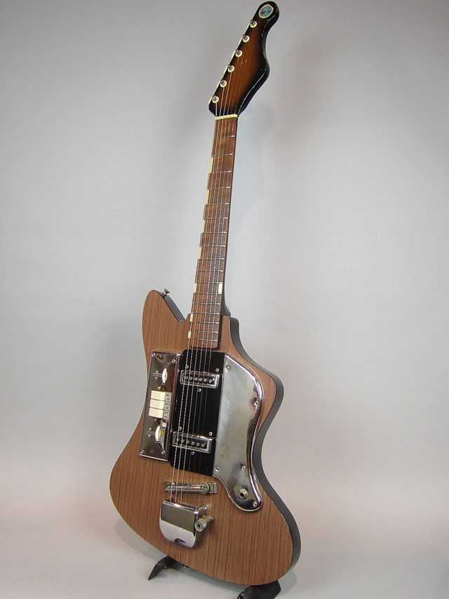 TEISCO [Tesco] SD-2L electric guitar | MIKIGAKKI.COM Store inventory of Miki musical instruments Mail order and store information